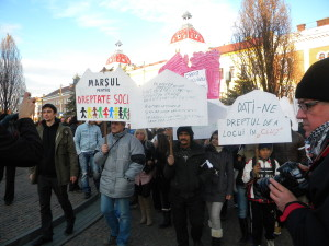 march for social justice_december 2011